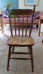 birthday present chair