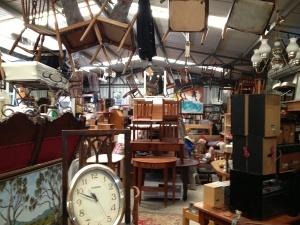 Inside the Inverloch Bargain Centre