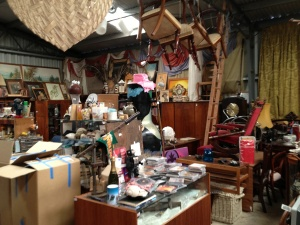 Inside the Inverloch Bargain Centre