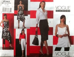 vogue pattern 2863