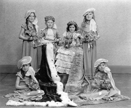 st-dominic's princess carnival 1938