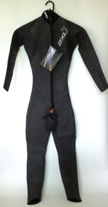 new wetsuit - back