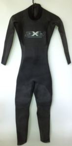 new wetsuit - front