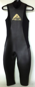 old wetsuit