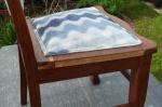 seat frame upholstered